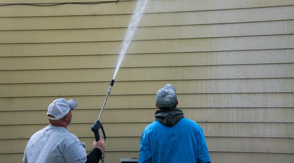 House Washing Pair 4