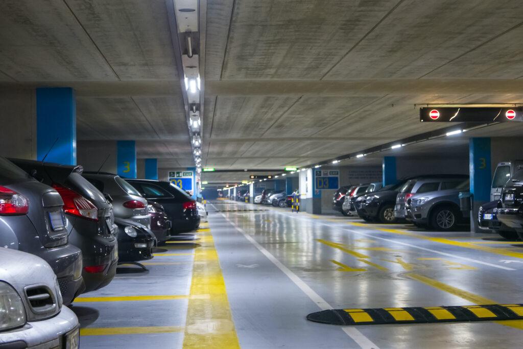 Parking Garage Cleanings