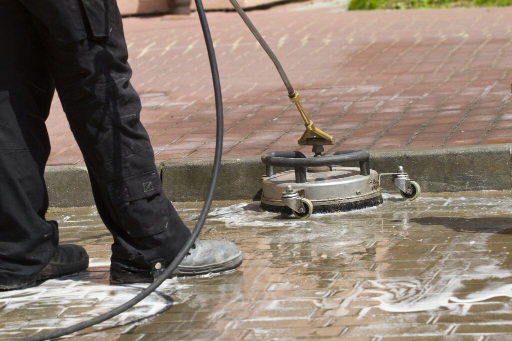 Pressure Washing In Park Ridge