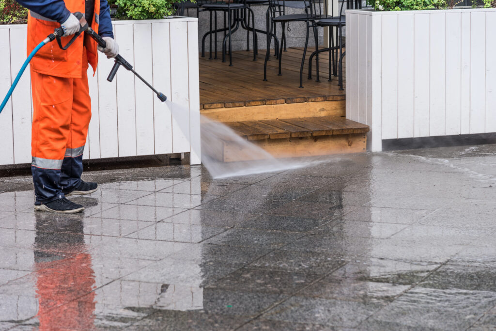 River Vale Home Pressure Washing