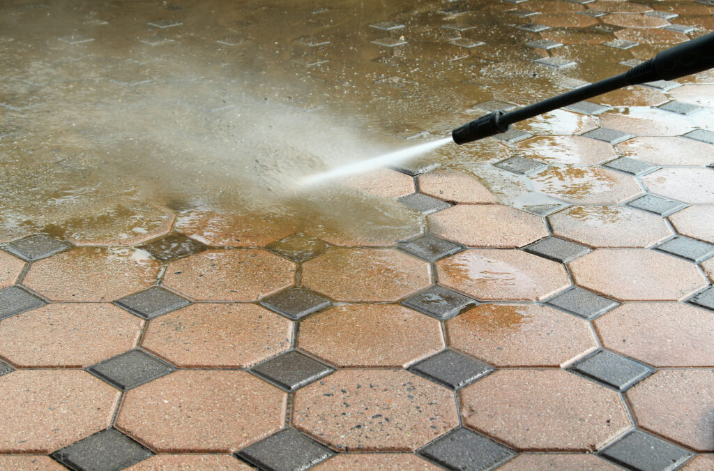 River Vale Pressure Washing Services