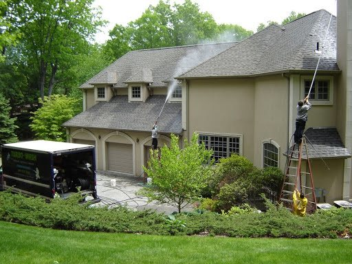 South Hackensack Pressure Washing Roof Cleaning